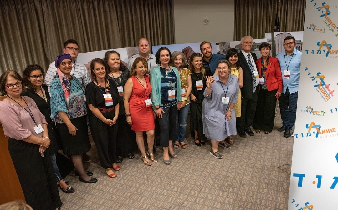 Limmud FSU NY 2019 Group Photo